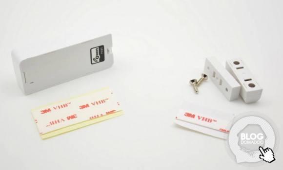 Sécurité, confort et économies d'énergie grâce à un detecteur 4 en 1 [GUIDE: Zipabox et Zip-Zd2201]