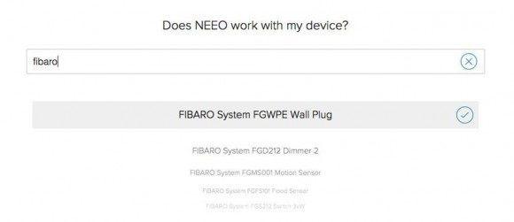 NEEO-fibaro-z-wave