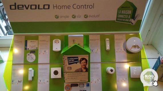 Devolo Home Control, nouvelle solution domotique Z-wave