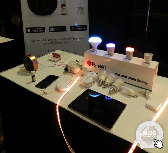 #CES2016 BeeWi présente deux nouveaux produits 00
