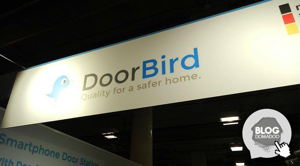 CES2016 Doorbird dévoiles ses nouveautés00