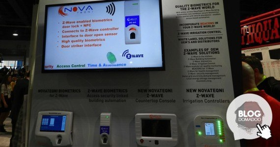 #CES2016 - Novateqni développe une gamme Z-Wave00