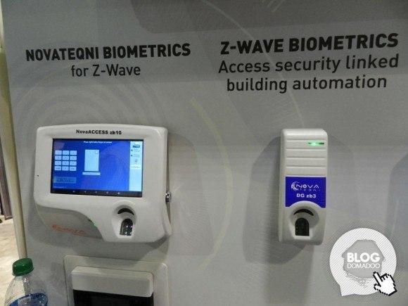 #CES2016 - Novateqni développe une gamme Z-Wave01