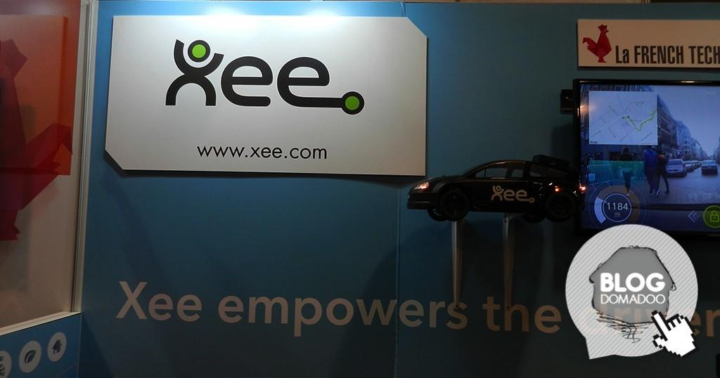 Xee, le boitier qui rend votre voiture connectée