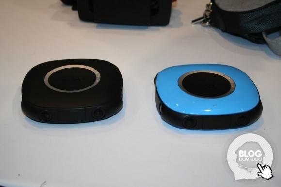 Vuze est une caméra 360° 3D à moins de 1000€