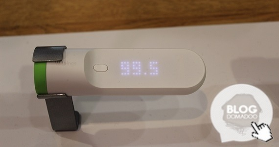 withings thermo entete
