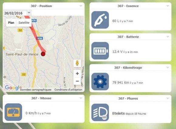 Mise à jour de la Eedomus : contrôle des données de sa voiture avec Xee et autres nouveautés