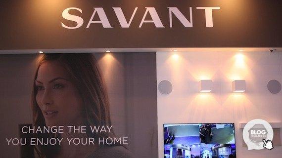 #ISE2016: Savant présente sa télécommande pour la maison