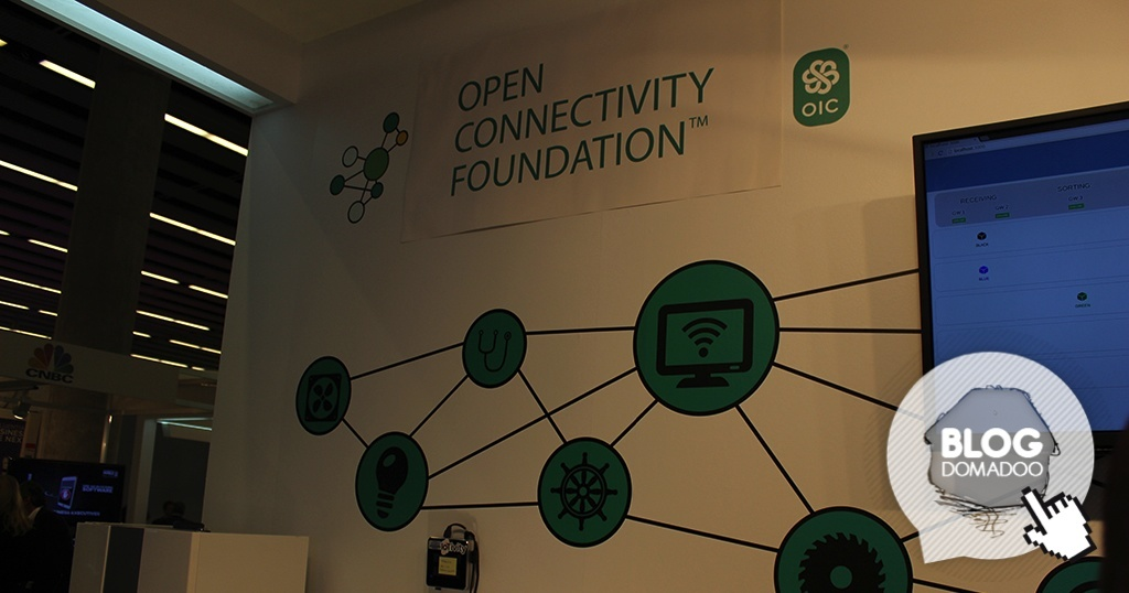 Open Connectivity Foundation MWC2016 une