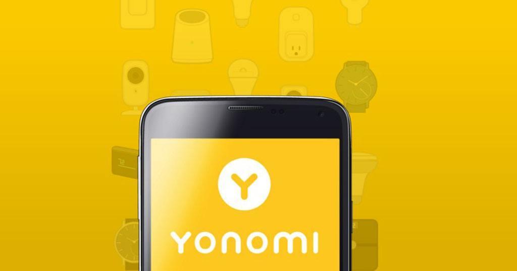 Yonomi une