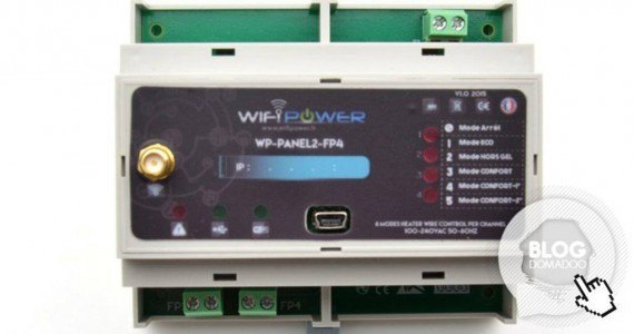 wifipower WP PANEL2 FP4 une