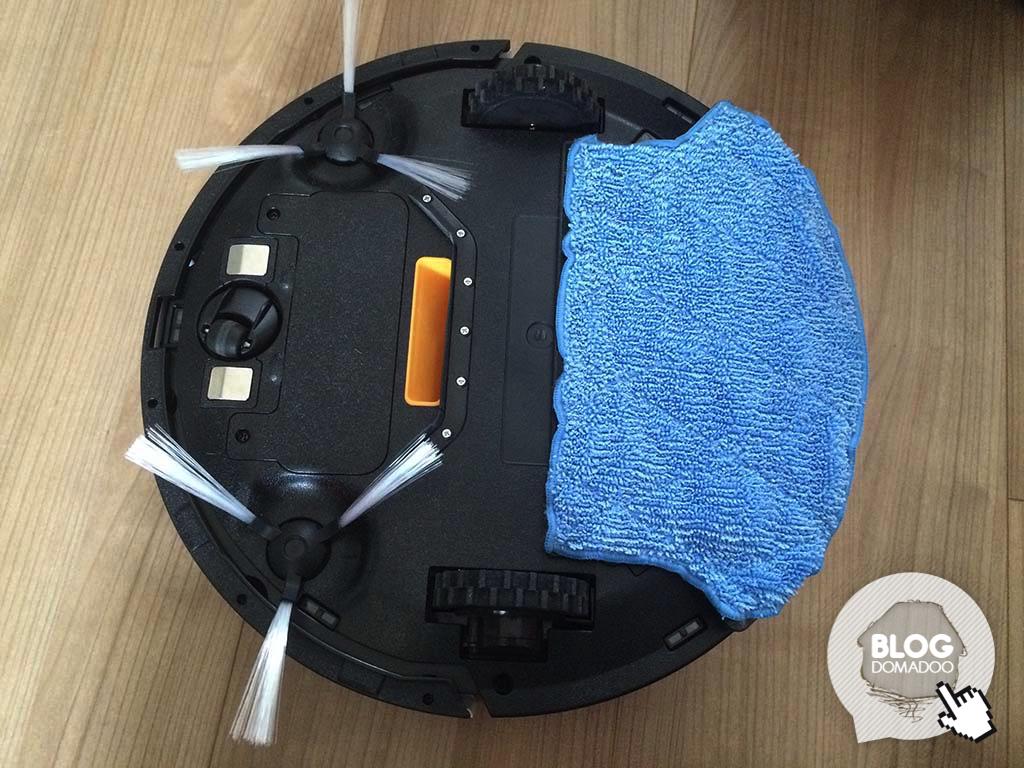 Test du robot aspirateur Amibot Pure H2O News Domotiques