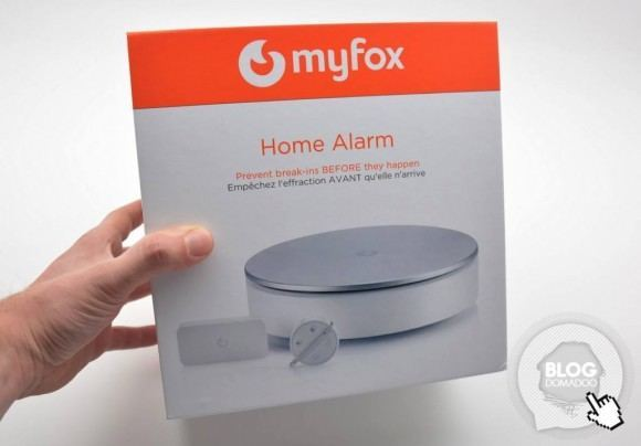 Sécurisez votre foyer avec Home Alarm de MyFox
