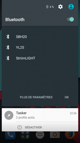 Test de l'ampoule connectée Awox StriimLIGHT Bluetooth
