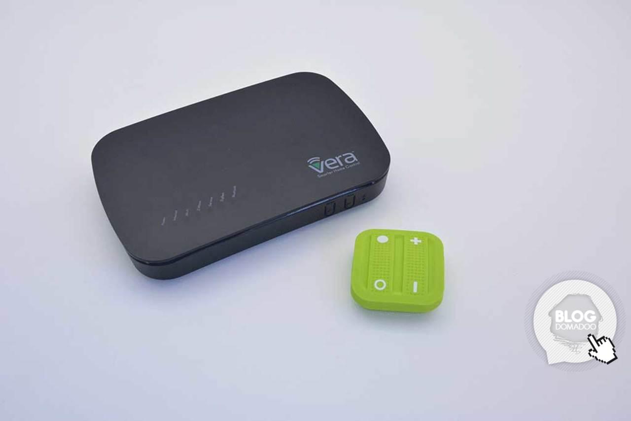 Guide d'utilisation de la télécommande Soft Remote Z-Wave+ de NodOn sous VeraPlus