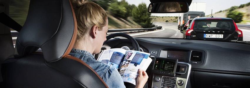 La voiture autonome fait déjà débat auprès des assurances