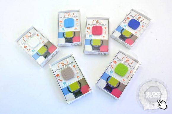 NIU - 6 coloris disponibles