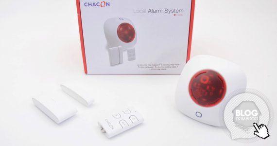 Sécurisez votre maison à un prix réduit avec le système d'alarme local Chacon