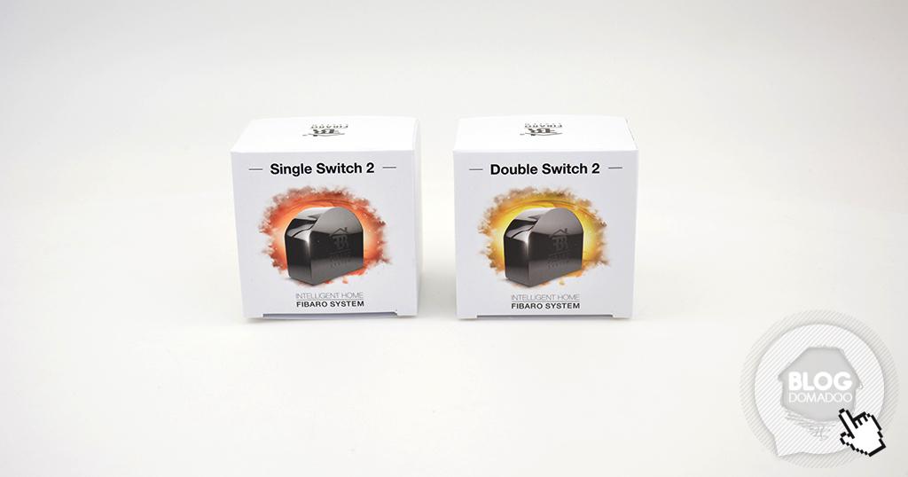 Fibaro Switch2 FGS 2x3 une