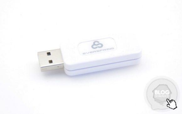 Contrôleur Everspring Z-Wave Plus : La domotique à un prix mini !