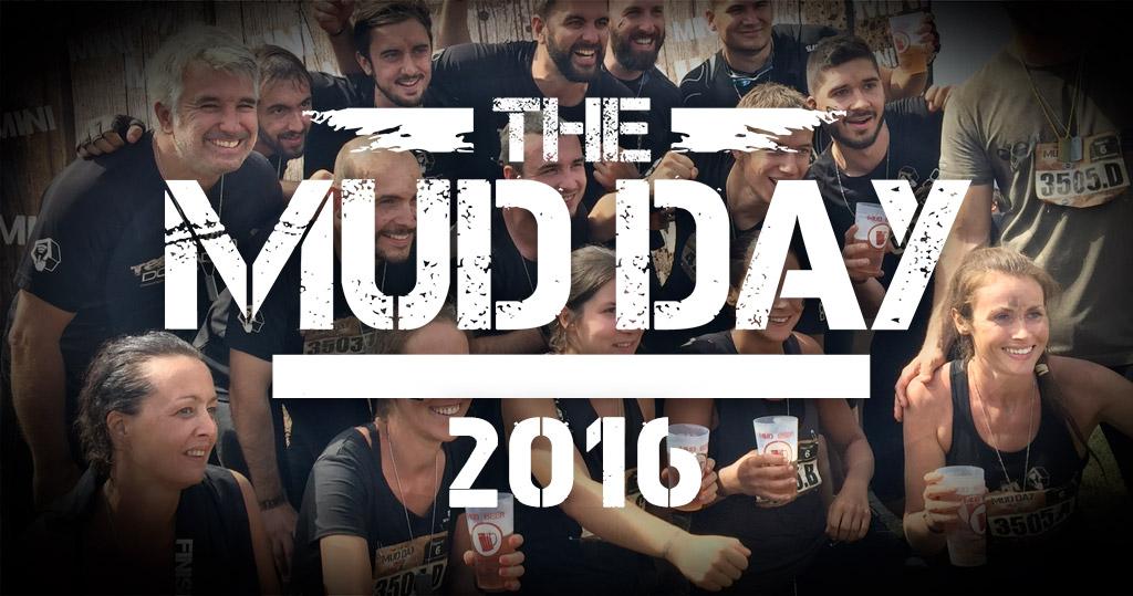 Jeedom et Domadoo ont participé au Mud Day Lyon 2016 [VIDEO]