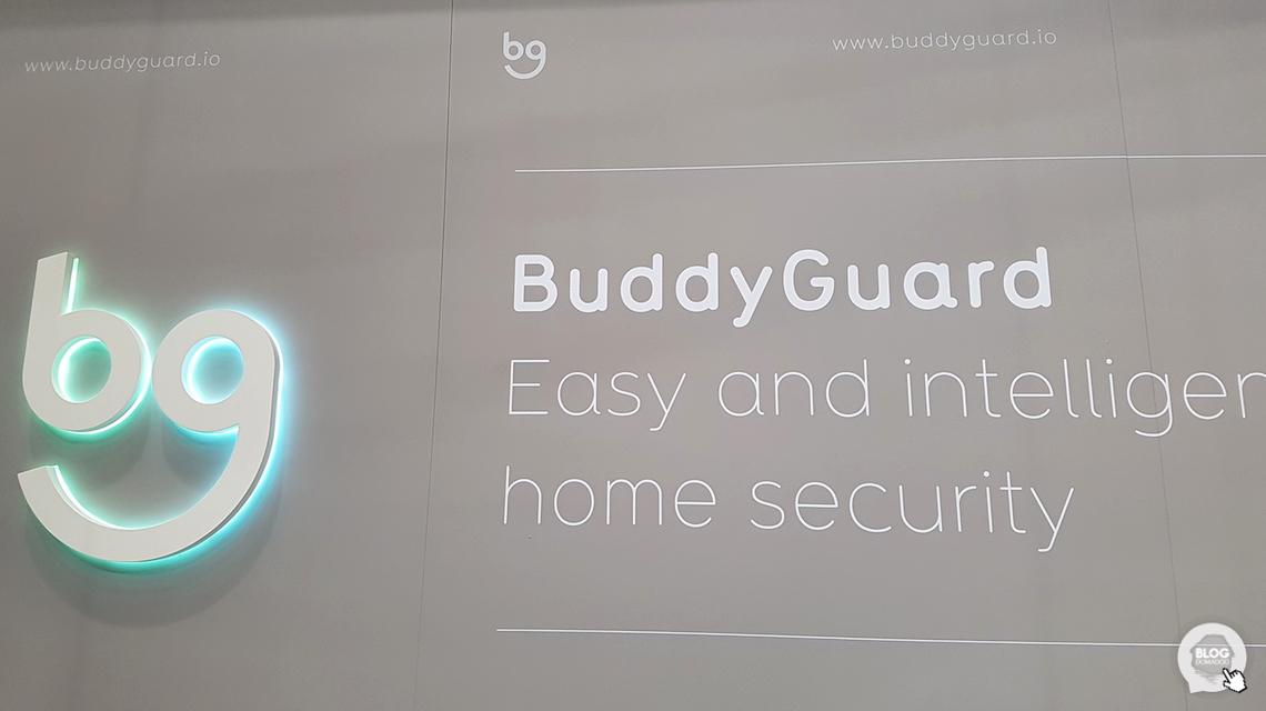 #IFA2016: Buddyguard, le système de sécurité reposant sur une intelligence artificielle