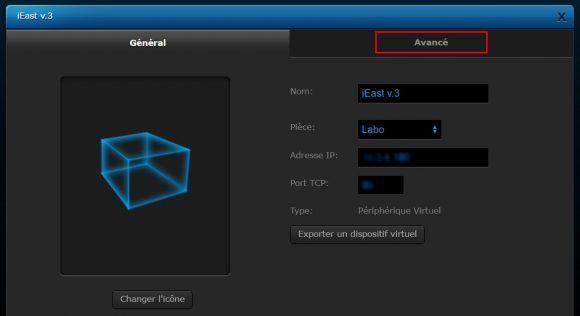 Intégrer son lecteur cloud audio HD Wifi Multiroom Sonoe iEast à sa box domotique Fibaro