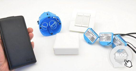 qubino thermostat gestion chauffage distance 1