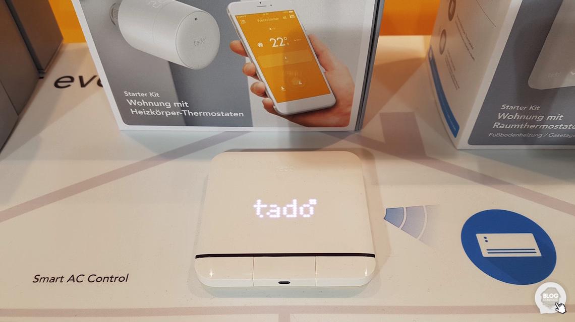 #IFA2016 Tado°devient compatible Homekit