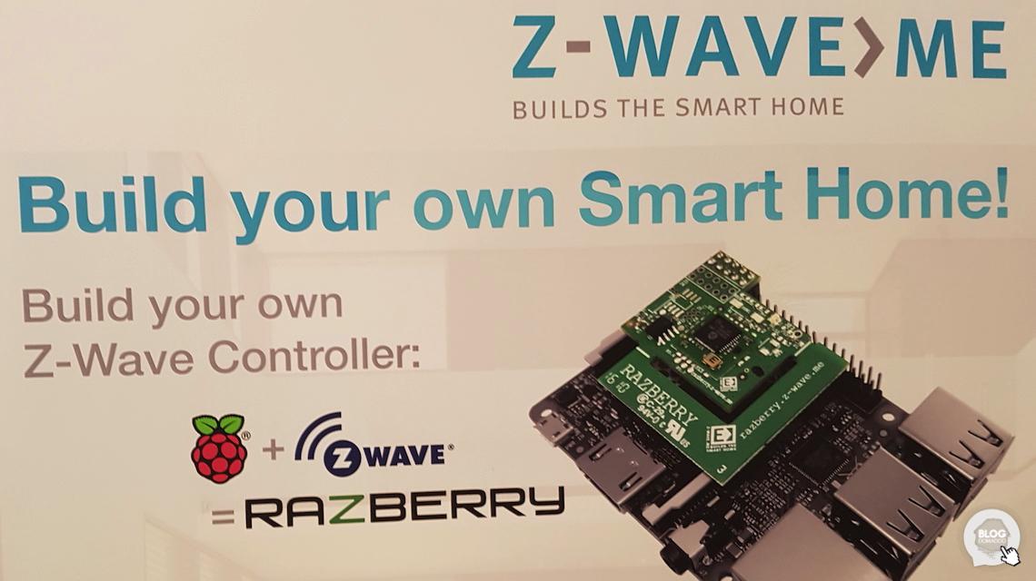 Z-Wave.me présente ses nouveaux produits lors de l'#IFA2016