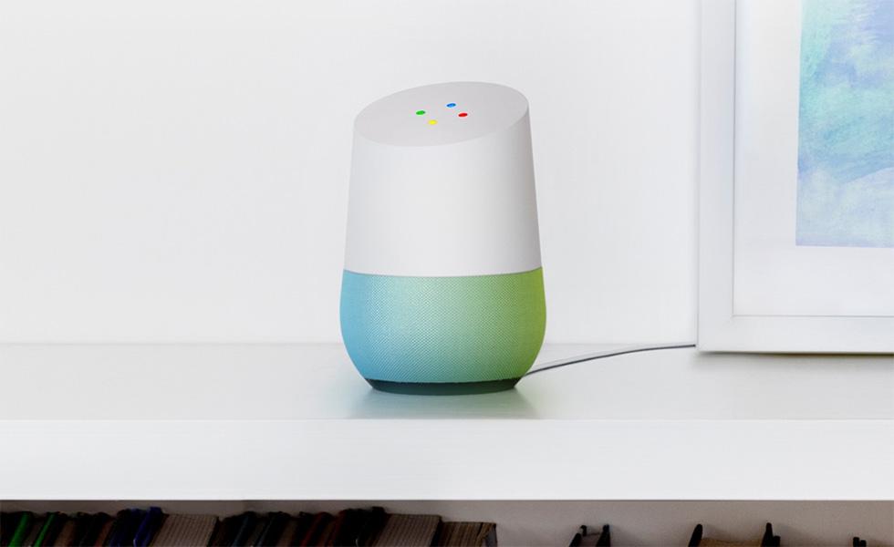 L'assistant vocal Google Home pour la maison enfin annoncé