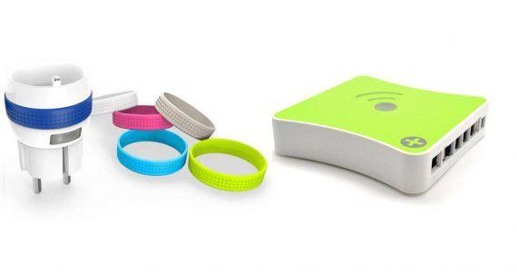 Image à la une Micro smart plug