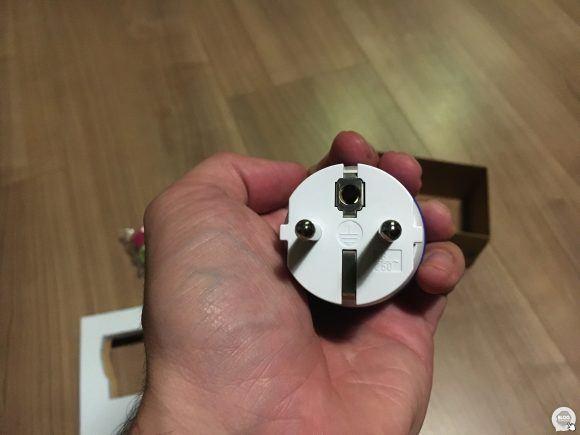 Micro Smart Plug Eedomus21