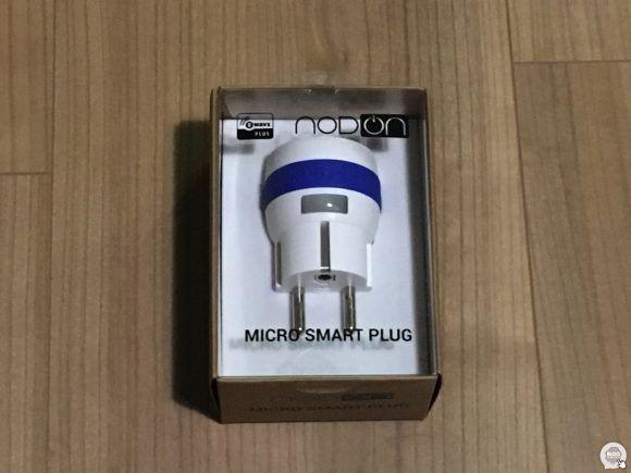 Micro Smart Plug Eedomus59