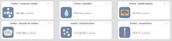Mise à jour de la box Eedomus : Footbot, modules thermostats Qubino et autres nouveautés