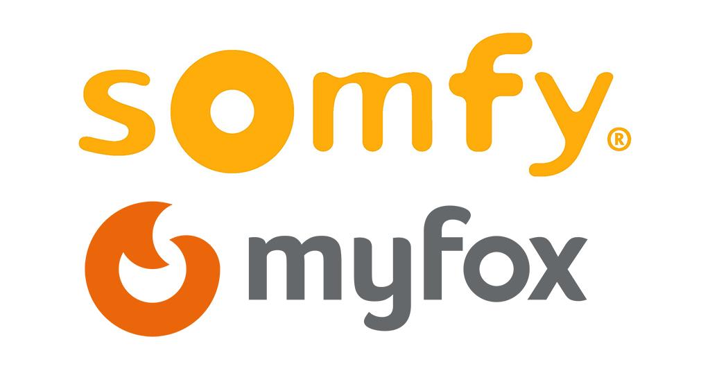 Somfy myfox logo