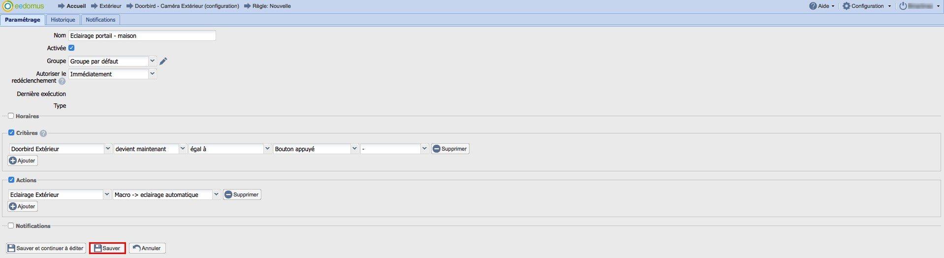 connectez votre portier video ip doorbird a votre installation domotique via la box eedomus 20 Résultat Supérieur 15 Bon Marché Domotique Eclairage Exterieur Image 2017 Uqw1
