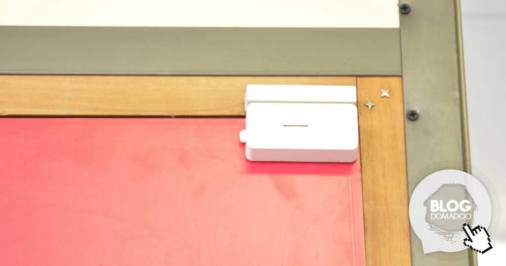 Kaipule IM20 : le détecteur d'ouverture de porte et fenêtre Z-Wave+ à un prix mini !