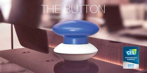 fibaro button ces innovation award 2017