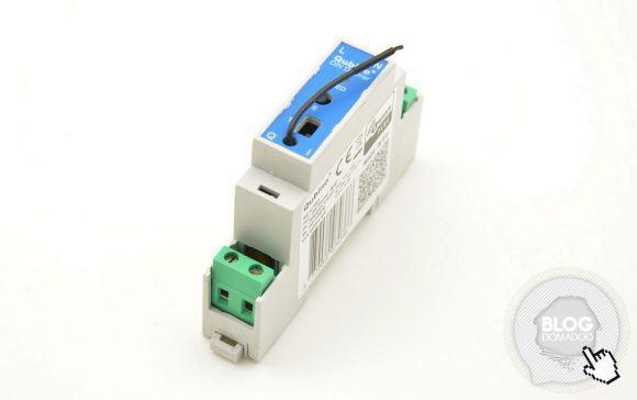 Votre éclairage ou ventilateur est intelligent avec le variateur Qubino Rail Din et la box Jeedom