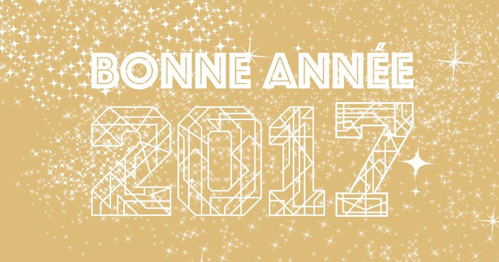 Domadoo vous souhaite une bonne année 2017 !