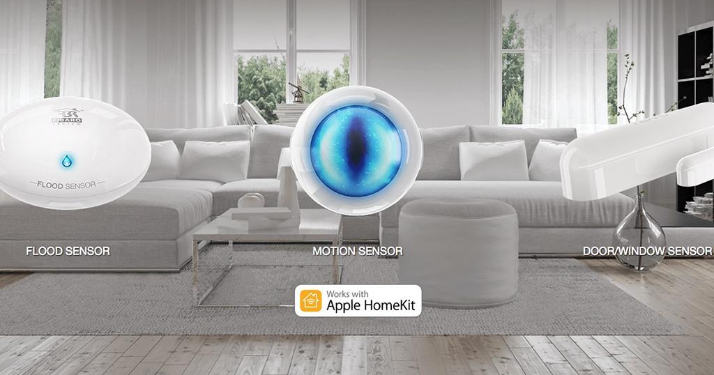 Fibaro dévoile ses premiers appareils compatibles Apple HomeKit