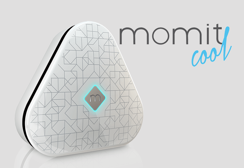 #CES2017 : Momit Cool, le thermostat connecté pour climatiseurs