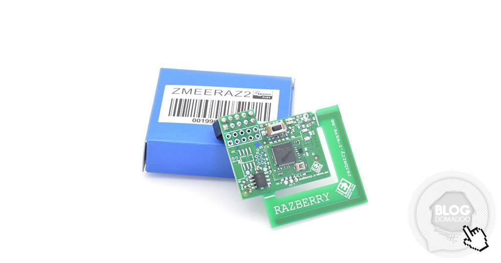 Tuto : Ajouter une antenne externe à la carte Z-Wave+ RaZberry V2