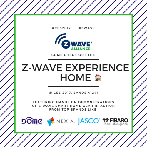 z-wave-experience-house-ces2017
