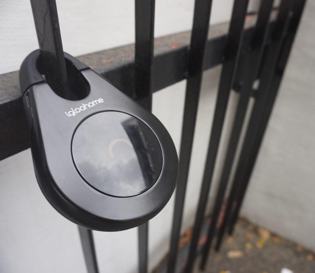 Smart Keybox, la boite à clés connectée de igloohome