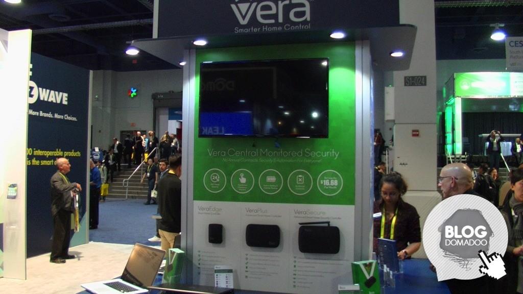 Vera Control annonce la Vera Secure lors du #CES2017