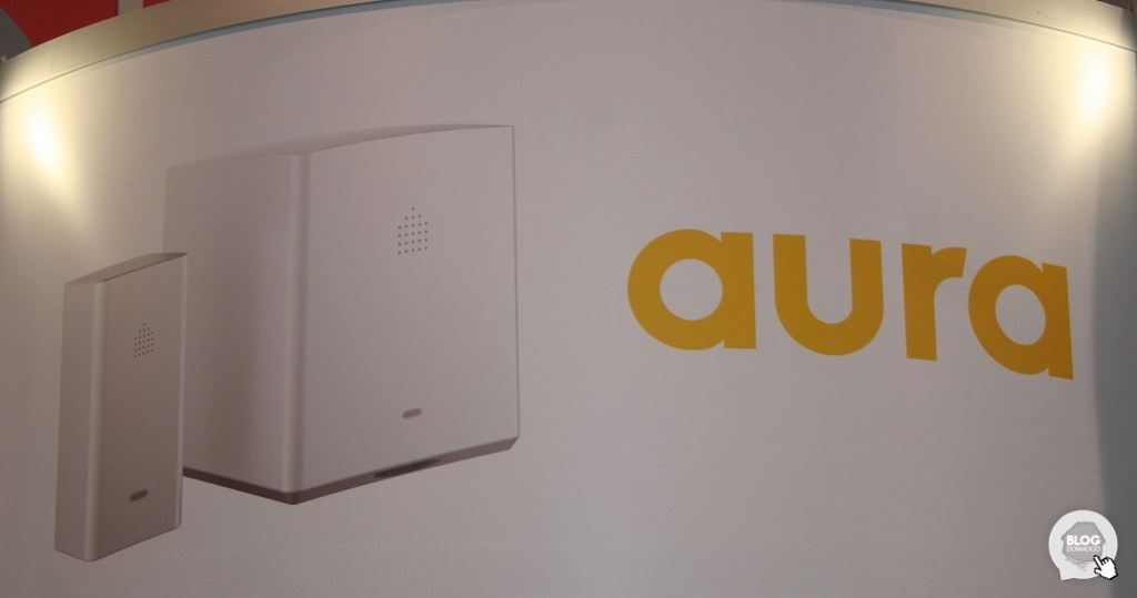 #CES2017: Aura utilise les ondes de votre maison pour détecter les intrus