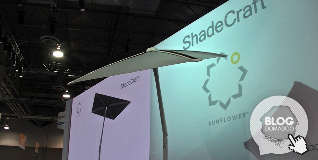 shadecraft sunflower ces2017 une