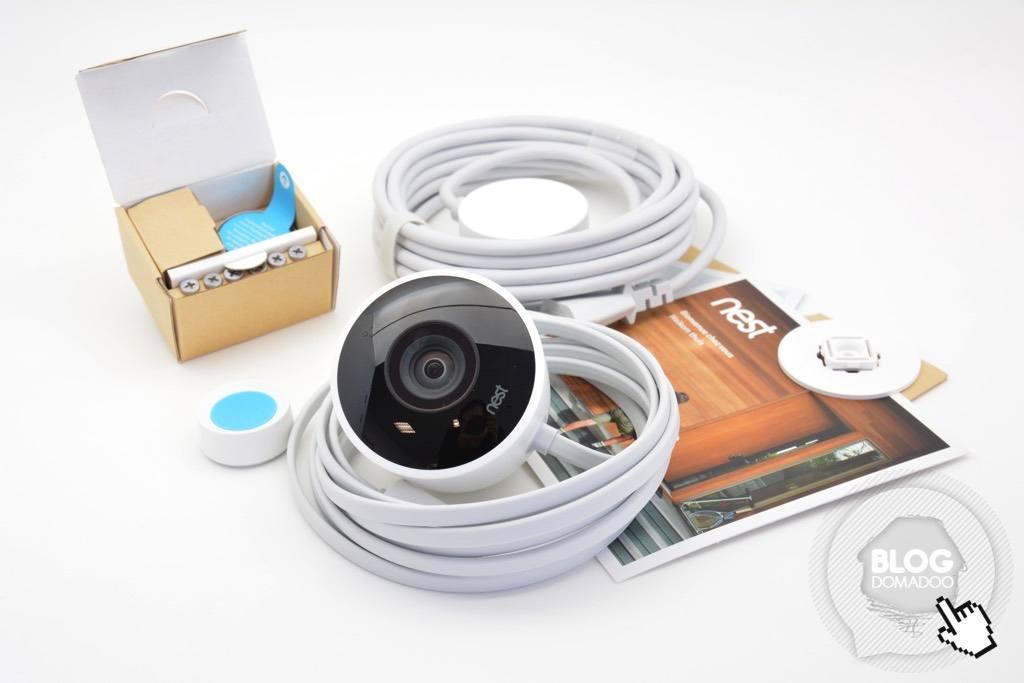 #Test de la caméra connectée Nest Cam Outdoor